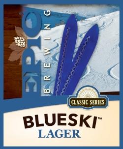Blue Ski Lager