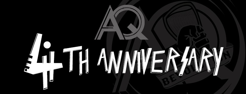 AQ Bevolution 4th Anniversary Party!