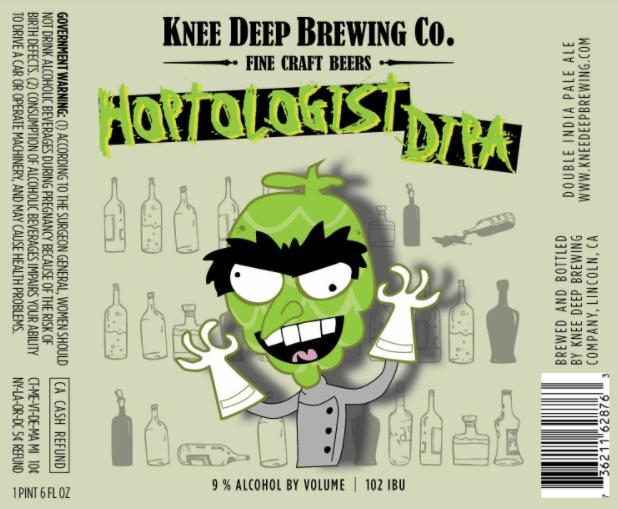 Knee Deep Hoptologist