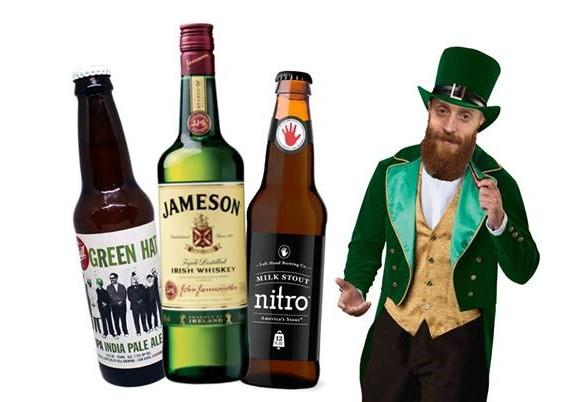 St. Patrick's Nitro Party