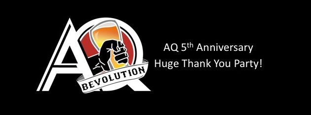 AQ 5th Anniversary Huge Thank You Party