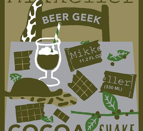 Beer Geek Cocoa Shake