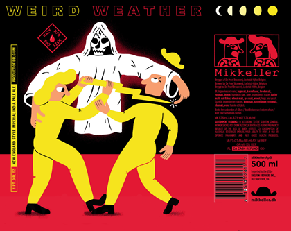 Mikkeller Weird Weather