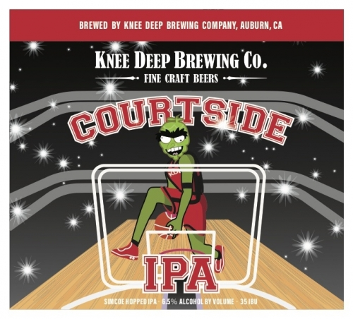 Courtside IPA