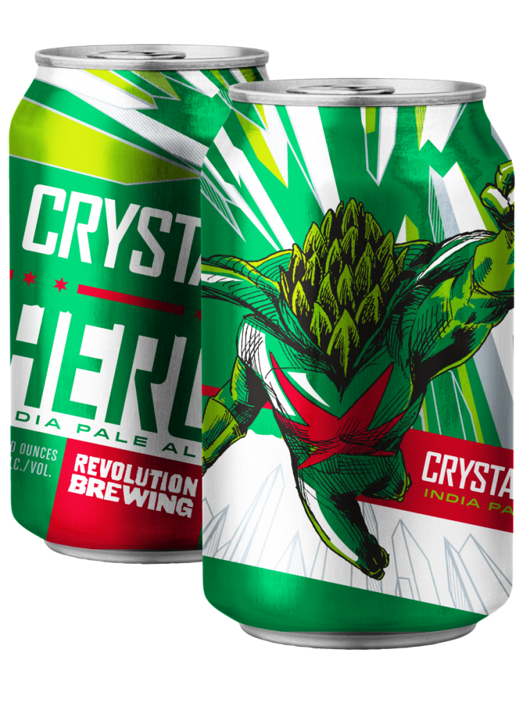 Crystal-Hero