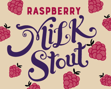 Raspberry Milk Stout