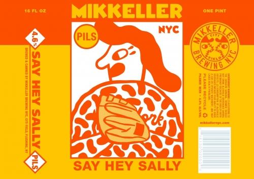 Say Hey Sally