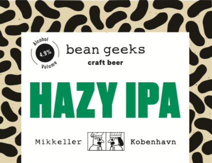 Bean Geek Hazy IPA