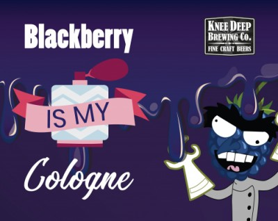 Blackberry is My Cologne