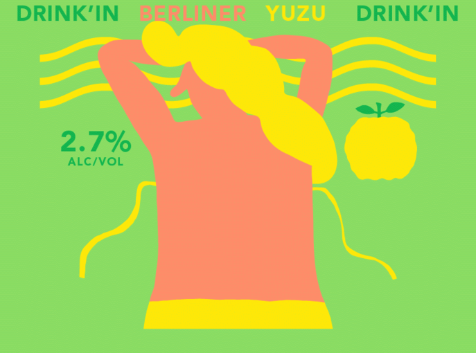 Drink'in Berliner Yuzu