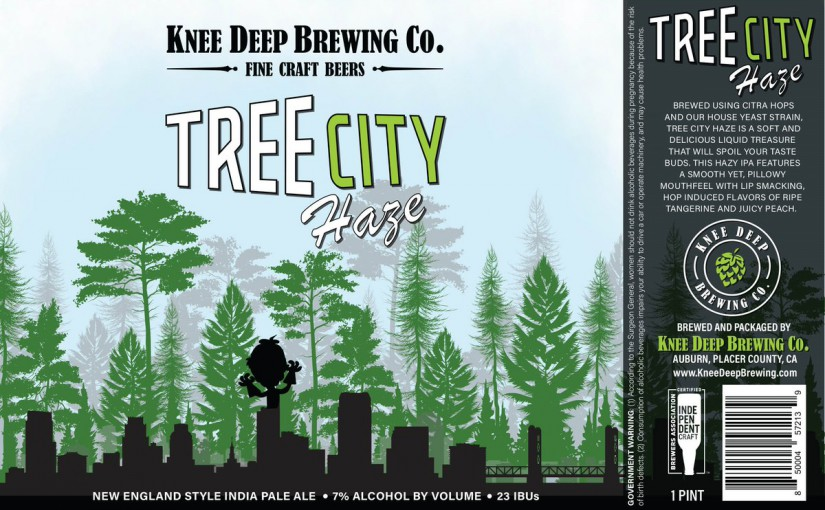 Knee Deep Tree City Haze