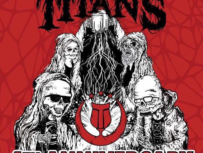 TITANS4周年 2