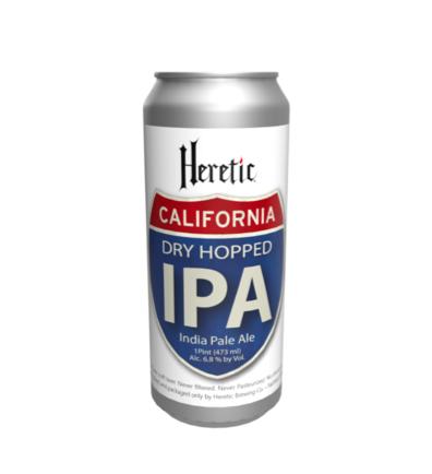 ヘレティック カリフォルニアIPA