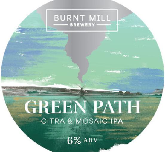 Burnt Mill Green Path