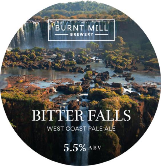 Burnt Mill Bitter Falls