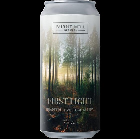 Burnt Mill First Light
