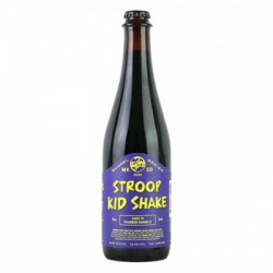 Beer Geek Stroop Kid Shake