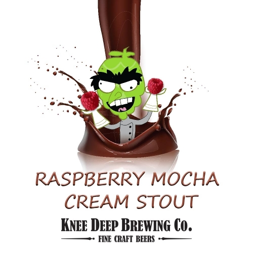 Raspberry Mocha Cream Stout