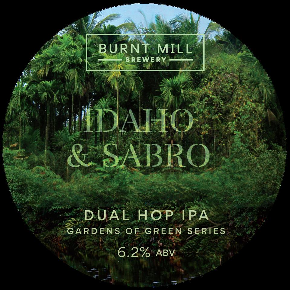 Burnt Mill Gardens of Green Idaho&Sabro