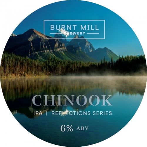 Reflection Chinook
