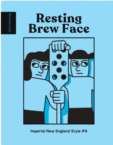 Resting Brew Face