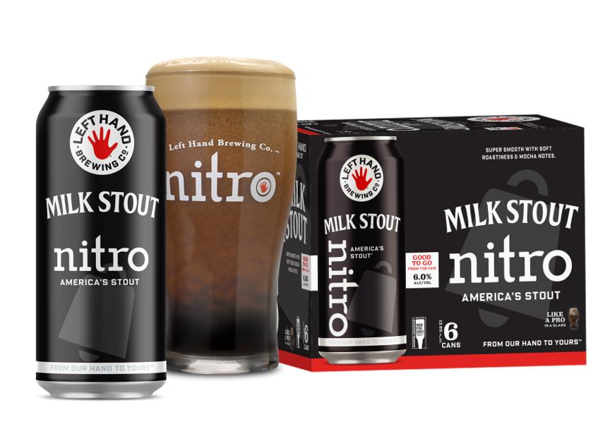 Left Hand Milk Stout Nitro CAN